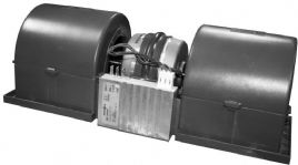 bild 1 produkt: Fläkt 343 mm / 109 mm / 24v (Hispacold)