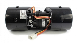 bild 1 produkt: Dubbelradialfläkt 24V 3-speed