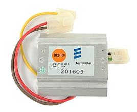bild 1 produkt: Fläktmotstånd DRB100