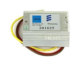 bild 1 produkt: Förångarfläktsmotstånd Sutrak 15A /  DRB 80 24 KW