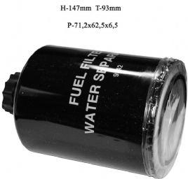 bild 1 produkt: SL 100 / 200 med standardfilter (med vattenavskiljare)
