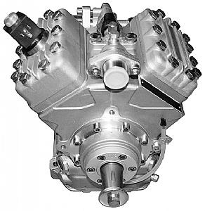 bild 1 produkt: Bock FKX 40/560 med avlastningsventil