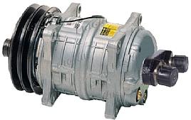 bild 1 produkt: TM15 - 12V 2 spår 132 mm För R404a & R134a