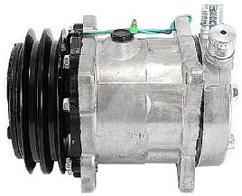 bild 1 produkt: Kompressor standard 7H13 12V 2-spår