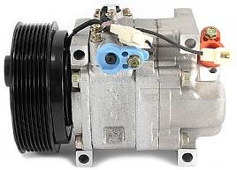 bild 1 produkt: Kompressor (Padshål med O rings säten)
