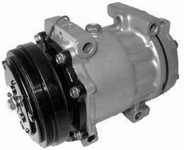 bild 1 produkt: Chrysler Voyager 2,5  Diesel med kardandriven kompressorkoppling