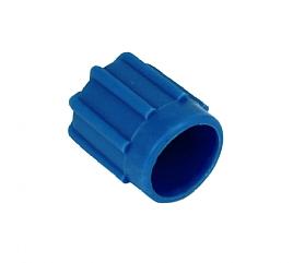bild 1 produkt: Schraderhatt till Låg R134a i plast M8 x 1.0