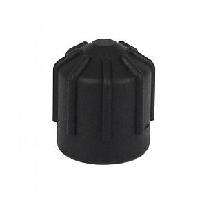 bild 1 produkt: Schraderhatt till Hög R134a i plast M10 x 1.0