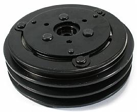 bild 1 produkt: Komplett clutch Unicla 2 spårs AA / 24v - 170 mm