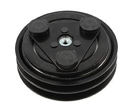 bild 1 produkt: Komplett clutch DKS 15 /  2 spår 133 mm i diameter 24V
