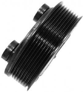 bild 1 produkt: Komplett clutch DKS 15 /  8 polly V 123 mm i diameter 12V