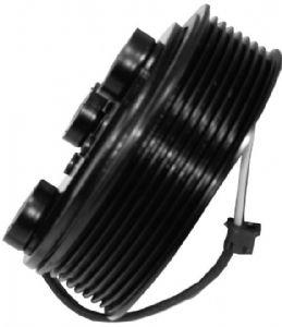 bild 1 produkt: Komplett clutch DKS 15 /  8 polly V 123 mm i diameter 24V