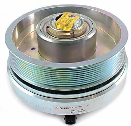 bild 1 produkt: Komplett clutch Bock 10 polly V Diameter 205 mm