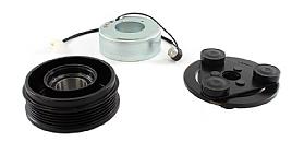 bild 1 produkt: Komplett clutch passar kompressor 15-0423