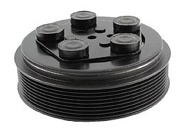 bild 1 produkt: Komplett Clutch till TM26 & TM31 - 8 polly V / 24v