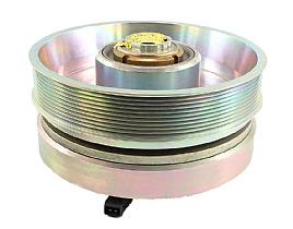 bild 1 produkt: Bock FKX 40 komplett clutch 10 polly V Diameter 230 mm