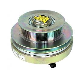 bild 1 produkt: Komplett Clutch Bock FKX 40  9 polly V + 1B spår Diameter 147 + 210 mm