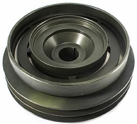 bild 1 produkt: Kompressor clutch  Ecoice 660 2B spår 250mm i diameter, utan magnet