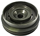 Kompressor clutch  Ecoice 660 2B spår 250mm i diameter. utan magnet